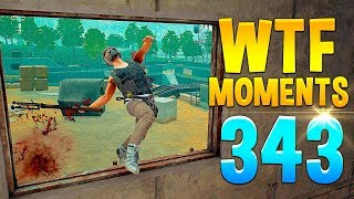 PUBG Daily Funny WTF Moments Highlights Ep 343