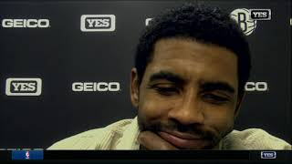Kyrie Irving scores 37 in return to Brooklyn Nets