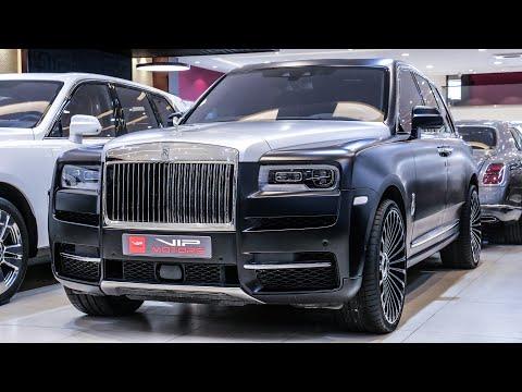 Mansory Rolls-Royce Cullinan – Detaylı İç ve Dış Cephe Teknik ve Özellikleri