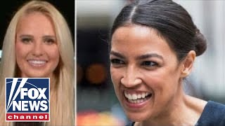 Tomi Lahren: I love seeing Ocasio-Cortez on TV