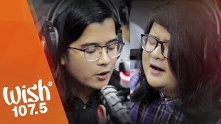 "Ben&Ben perform ""Kathang Isip"" LIVE on Wish 107.5 Bus"