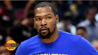 We have no idea what the Nets will look like when Kevin Durant plays - Bomani Jones   High Noon