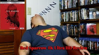 Red Sparrow 4K Ultra HD Review/Is it as bad as it seems?