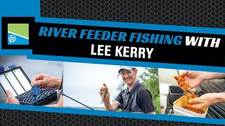 A thumbnail for the match fishing video River Feeder Fishing