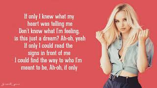 Dove Cameron - If Only (Lyrics)