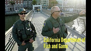 Tips from California Department of Fish & Game