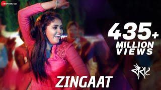 Zingaat - Official Full Video | Sairat | Akash Thosar & Rinku Rajguru | Ajay Atul | Nagraj Manjule