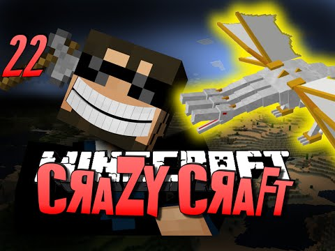 Minecraft CRAZY CRAFT 22 - THE KING BATTLE (Minecraft Mod Survival) - SSundee  - 2gfLJAFo6TQ -