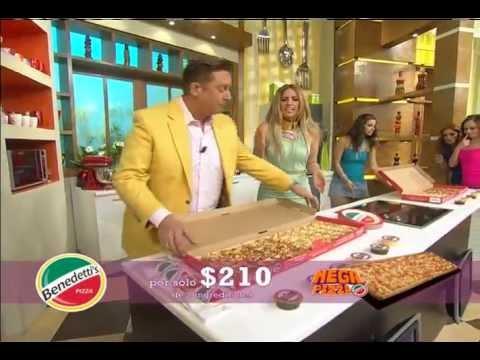 Benedetti's Pizza en Venga el Domingo
