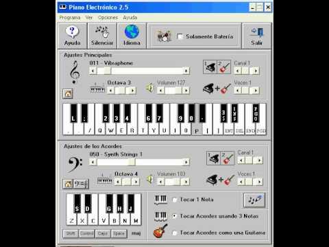 Feliz navidad (PIANO ELECTRONICO 2.5)