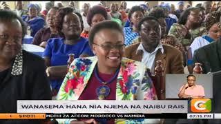 Wabunge wa Jubilee wataka Raphael Tuju kuondoka