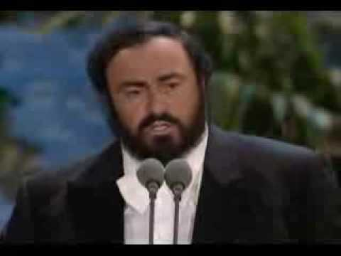 PAVAROTTI - PLACIDO DOMINGO - CARRERAS