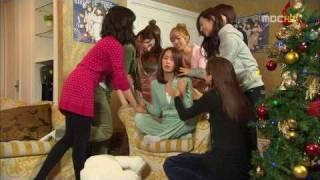 [HQ] SNSD & 2PM - YoonA & TaecYeon Story (Dec 31, 2009) Part 5/11