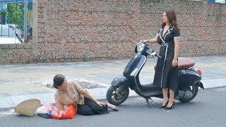 Gái Xinh Gây Họa Rồi Bỏ Mặc Mẹ Sếp Tổng, Không Ngờ Lại Là Mẹ Chồng Tương Lai | Sếp Tổng Tập 22