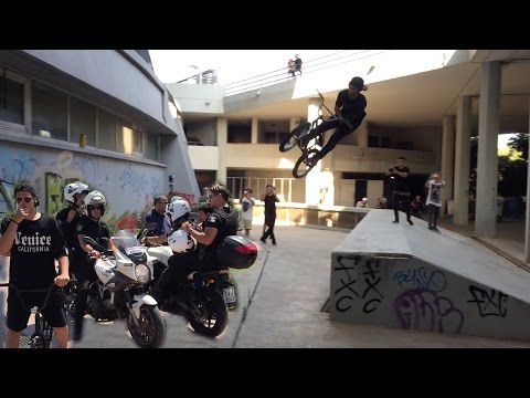 COPS LOVE BMX