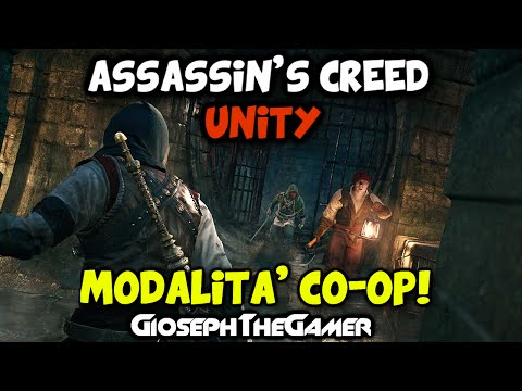 Assassin's Creed Unity | Analisi: Gameplay del Multiplayer Co-op! HD ITA By GiosephTheGamer