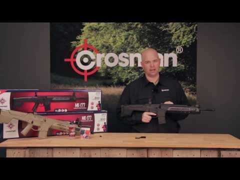 Crosman MK-177 Product Highlight
