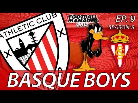 Basque Boys | S08E09 | A TAD MIFFED | Football Manager 2017