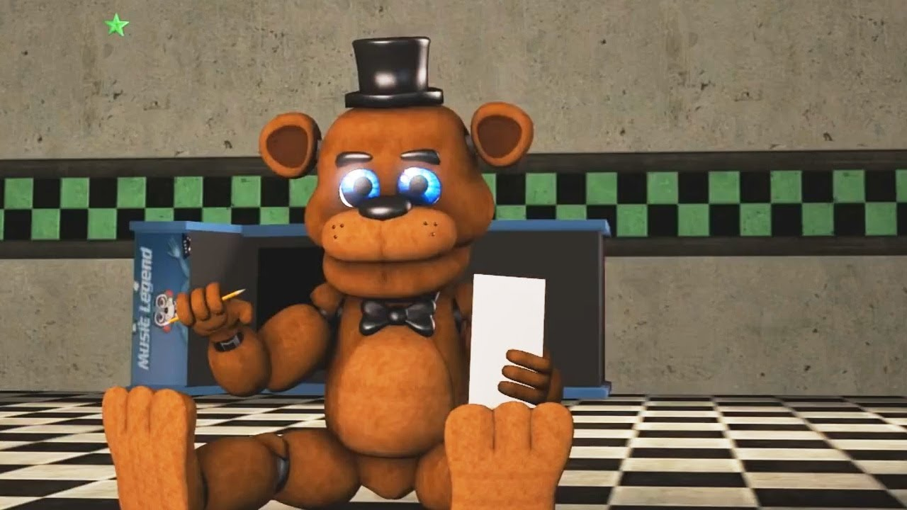CUTEST FNAF Animations EVER (Cute Five Nights at Freddy's
