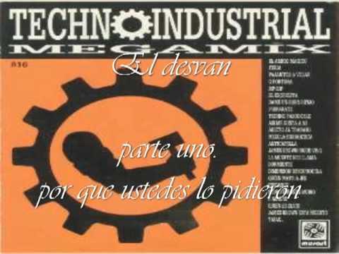 technoindustrial megamix parte 1