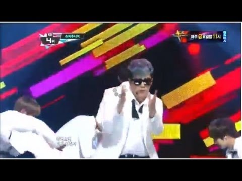 슈퍼주니어_SPY (SPY by Super Junior @Mcountdown 2012.08.30)