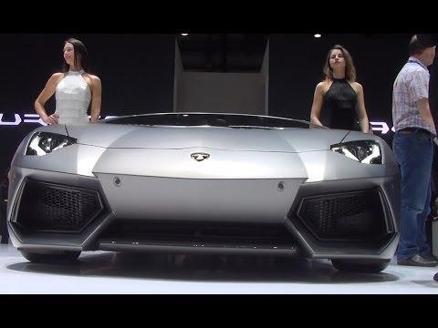 Lamborghini Aventador LP 700-4 Exterior in 3D 4K UHD