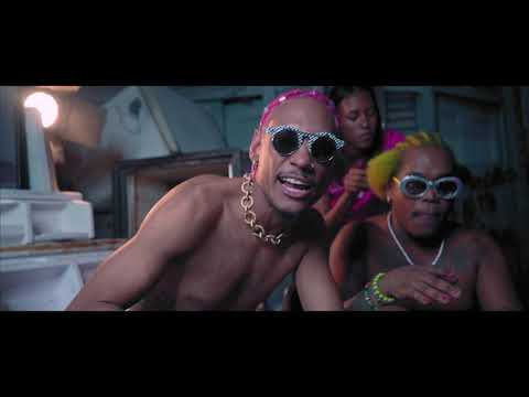 El Cherry Scom ft Kiko El Crazy - Baje con trenza (Video Oficial)