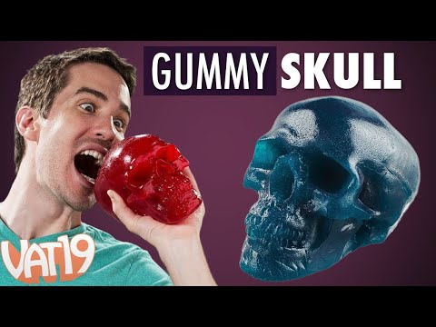 Baixar World's Largest Gummy Skull