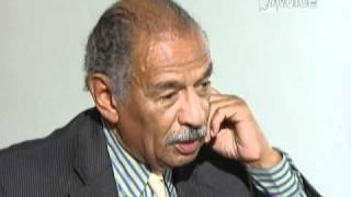Avoice in Action with Rep. John Conyers, Jr. (MI)