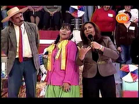 CHACAREROS DE PAINE - LOS AUTENTICOS CHACAREROS - SABADO GIGANTE 2007