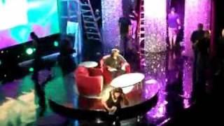 Jeannie's Having Fun at Ellen's Season Premiere Show!