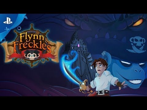 Flynn and Freckles Trailer