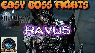 FINAL FANTASY 15: BOSS FIGHTS - RAVUS