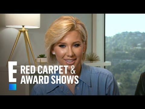 Savannah Chrisley Slid Into Nic's DMs--Now They're Engaged! | E! Red Carpet & Award Shows