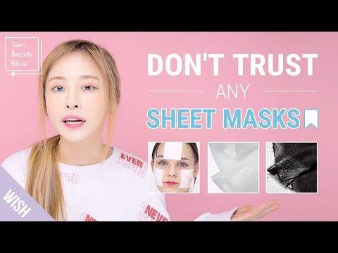 Giveaway Alert! DIY Sheet Mask Ideas & Smart Tips for Better Effects   Teen Beauty Bible