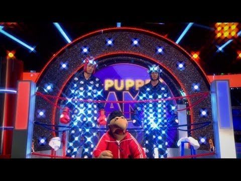 Lights Out! Lineker Vs Flintoff - That Puppet Game Show: Episode 2 Preview - BBC One - Smashpipe Entertainment