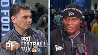 NFL Draft 2020: Derrick Brown prepared for NFL thanks to SEC talent | Pro Football Talk | NBC Sports