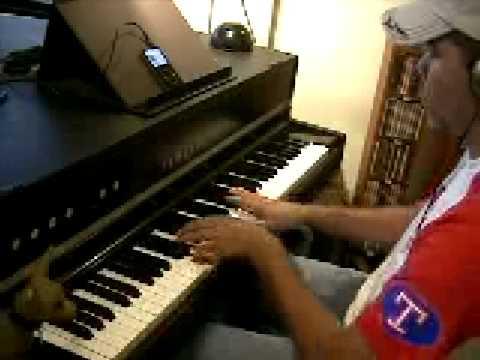 Señor Sereno - Orchestra Harlow - Piano - AleMarquis