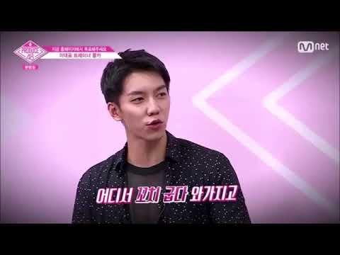 이승기 이홍기 케미 모음 ♥ (feat. 프로듀스48)