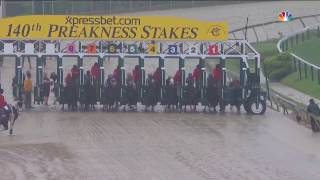 American Pharoah wins Preakness Stakes with ease