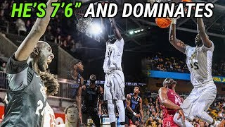 """7'6"""" Tacko Fall Is DOMINATING College Basketball! Drops 23 Points & 20 Rebounds! NBA BOUND!? 😱"""