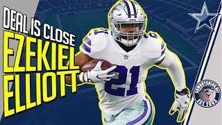 Ezekiel Elliott Deal is Close