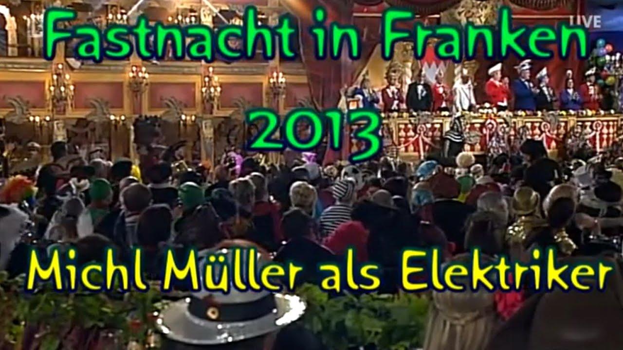 Michl Müller Fastnacht In Franken
