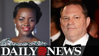 Lupita Nyong'o reveals Harvey Weinstein preyed on her