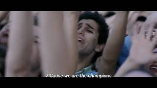 Bohemian Rhapsody- We are the champions Scene
