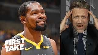 Kevin Durant would instantly regret signing with the Knicks - Max Kellerman | First Take