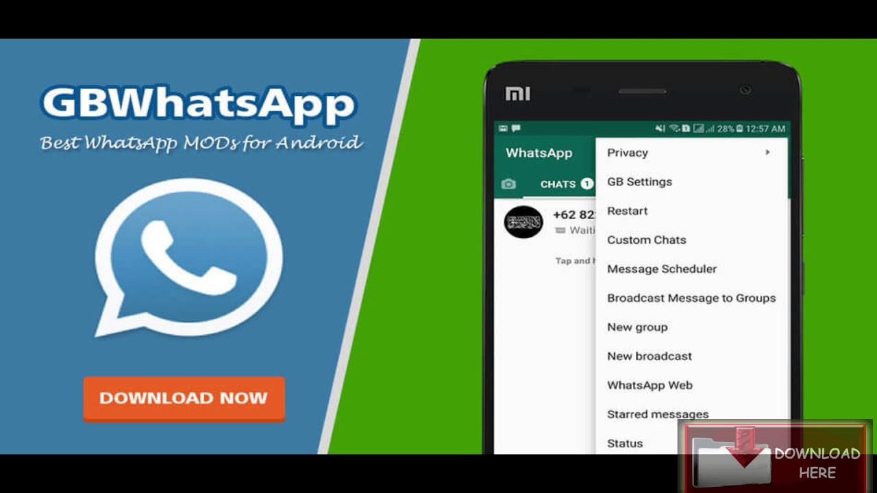 Gbwhatsapp 6.85 apk free download