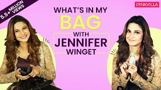 What's in my bag with Jennifer Winget | S02E02 | Bollywood | Fashion | Pinkvilla