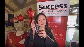 金平(Judy Chin)团队再全美最大地产商CRYE-LEIKE年会中再次夺得业绩第一