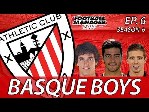 Basque Boys | S06E06 | BEWARE OF HEADHUNTERS | Football Manager 2017